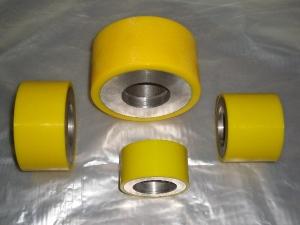 Колеса и ролики для складских гидравлических тележек