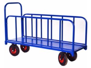 Тележка для перевозки длинномерных грузов