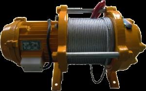 Электрическая лебедка моделей KCD
