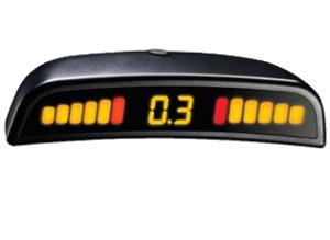 Парктроник модели ParkMaster 4-DJ-45F