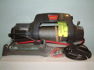 Электрические лебедки напряжением в 12 Вольт