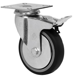 Промышленные пневматические колеса для тележек