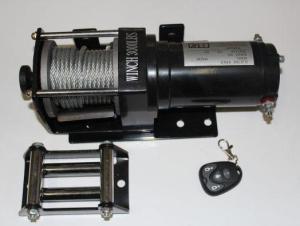 Электрическая лебёдка 12V
