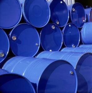 Металлические 200 литровые бочки