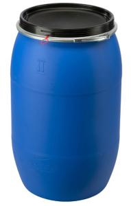 Пластиковая 200 литровая бочка