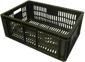 Пластиковый, овощной ящик