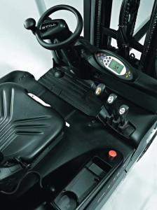 Кабина вилочного электропогрузчика Still RX 20-20