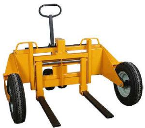 Гидравлическая тележка с высокими колесами Unilift TH-W