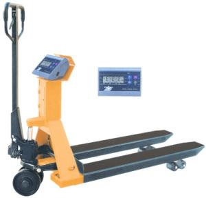 Гидравлическая тележка Unilift Pro с весами