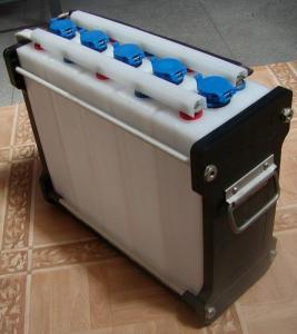 Щелочный аккумулятор