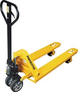 Рохля Powerlifter желтого цвета