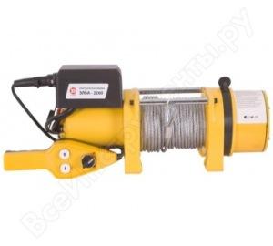 Электрическая лебёдка калибр ЭЛБ-1130 00000043384