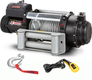 Электрическая лебёдка SQ-01