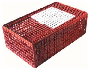 Клетка-ящик, пластиковый
