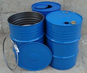 Металлические бочки объёмом 200 литров, с заливными горловинами