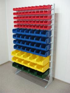 Напольные системы хранения