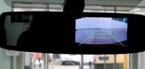 Парктроник с видеокамерой