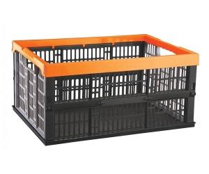 Полипропиленовые складные ящики для хозяйственных товаров, новогодних игрушек, автомобильных багажников