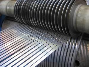 Прокат стальной ленты