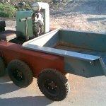 Самоходная тележка ТС-350