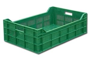 Пластиковые ящики для фруктов и ягод