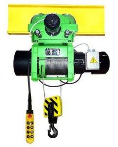 Электрические тали с пультом управления